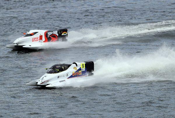 Motorowodna Formuła 1 - na czym polega rywalizacja?